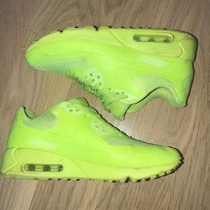 Nike Air Max 90 Hyper fuse Neon Yellow